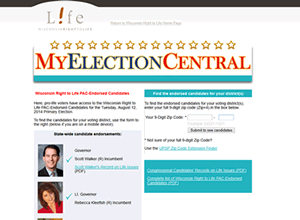 myelectioncentral