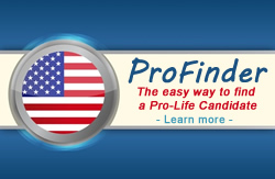 ProFinder - Election Candiate Finder